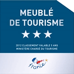 Logo Partenaire Meublé de tourisme